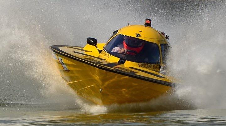 Victorian Speed Boat Club
